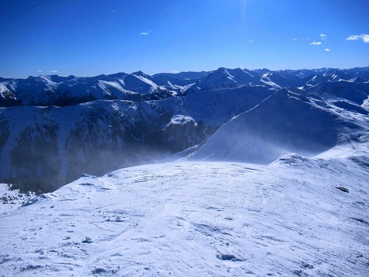 Foto: Andreas Koller / Skitour / Seitnerzinken Südroute (2164m) / 21.02.2021 00:53:29