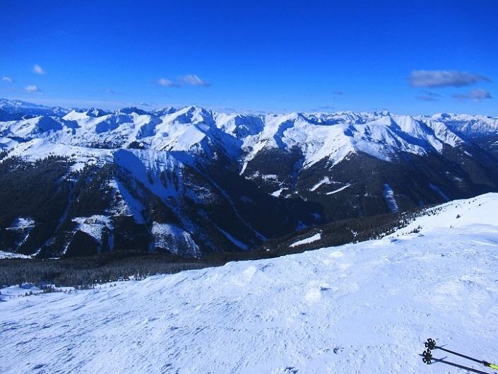 Foto: Andreas Koller / Skitour / Seitnerzinken Südroute (2164m) / 21.02.2021 00:53:17