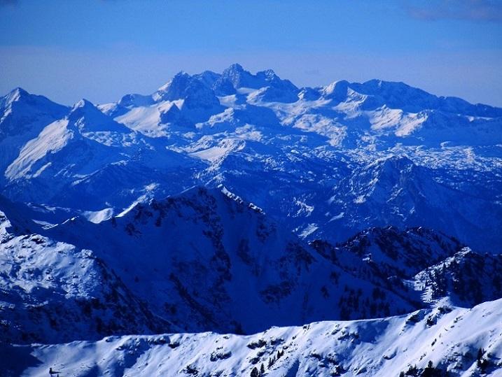 Foto: Andreas Koller / Skitour / Seitnerzinken Südroute (2164m) / Dachstein (2996m) / 21.02.2021 00:53:02