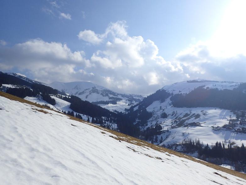 Foto: Manfred Karl / Skitour / Gabühel von Hintermoos / Klingspitz - Hochkasern - Langegg / 22.03.2021 06:49:17