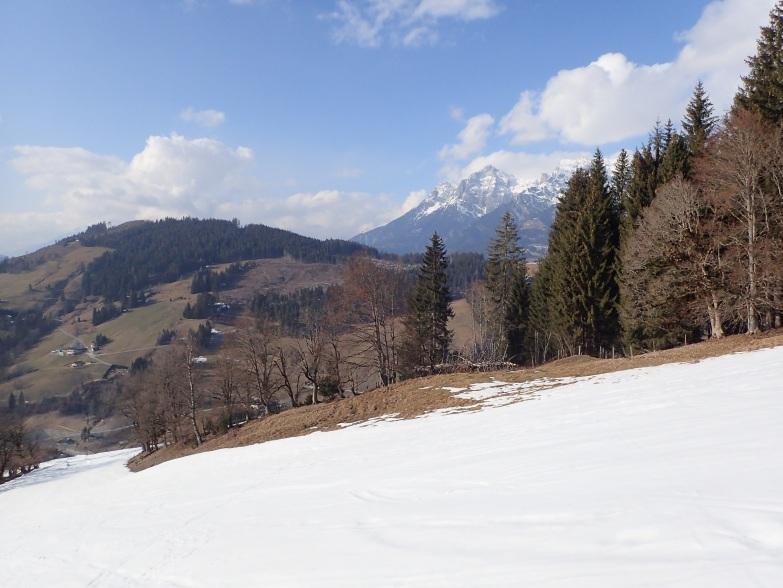 Foto: Manfred Karl / Skitour / Gabühel von Hintermoos / Persailhorn und Breithorn / 22.03.2021 06:47:40