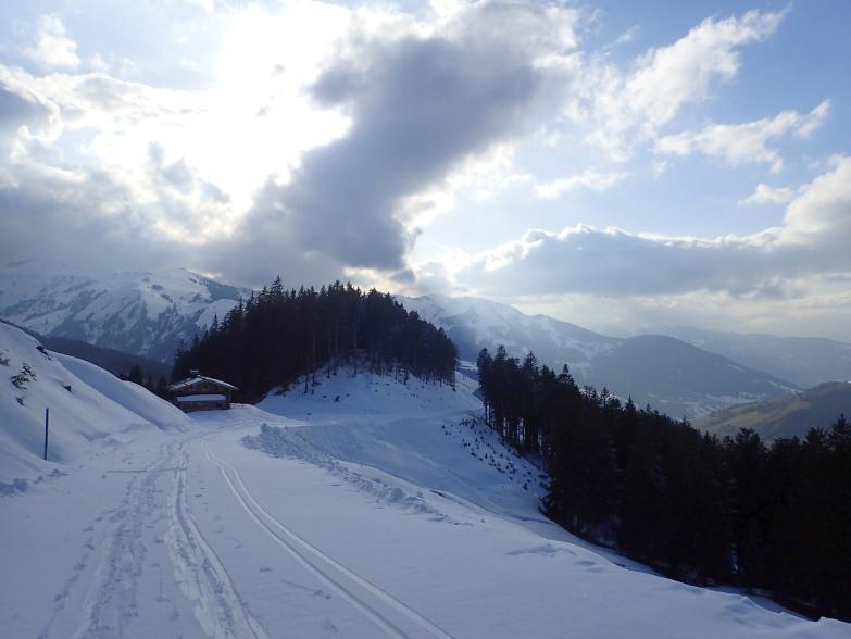 Foto: Manfred Karl / Skitour / Gabühel von Hintermoos / Holzknecht Stub´n / 22.03.2021 06:46:17