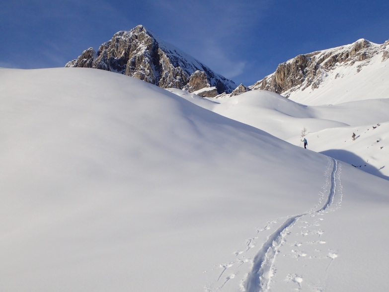 Foto: Manfred Karl / Skitour / Taferlnock Rundtour von der Muhreralm / Permuthwand / 30.04.2021 08:33:27