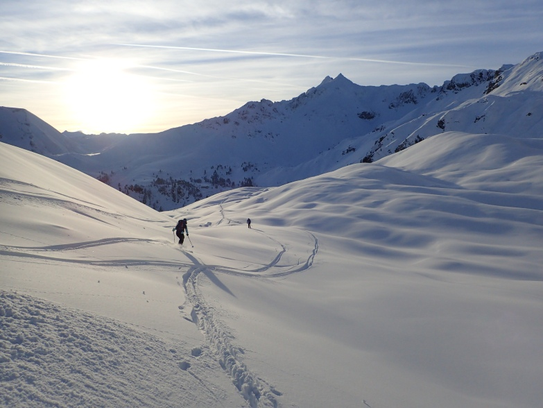 Foto: Manfred Karl / Skitour / Taferlnock Rundtour von der Muhreralm / 30.04.2021 08:29:39