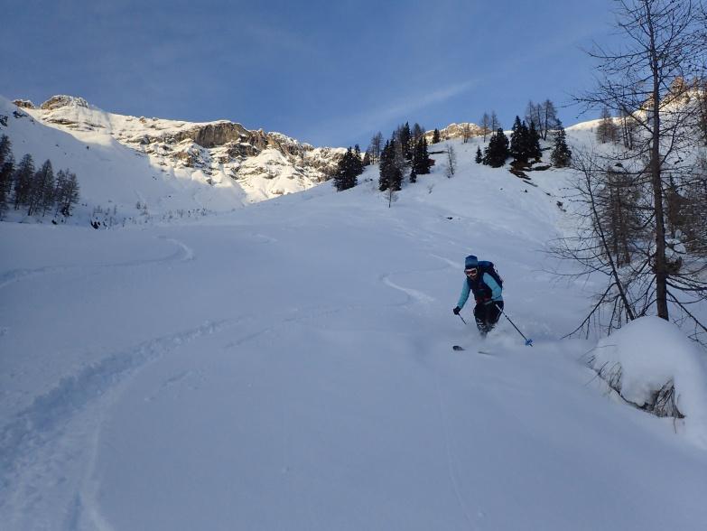 Foto: Manfred Karl / Skitour / Taferlnock Rundtour von der Muhreralm / 30.04.2021 08:29:00