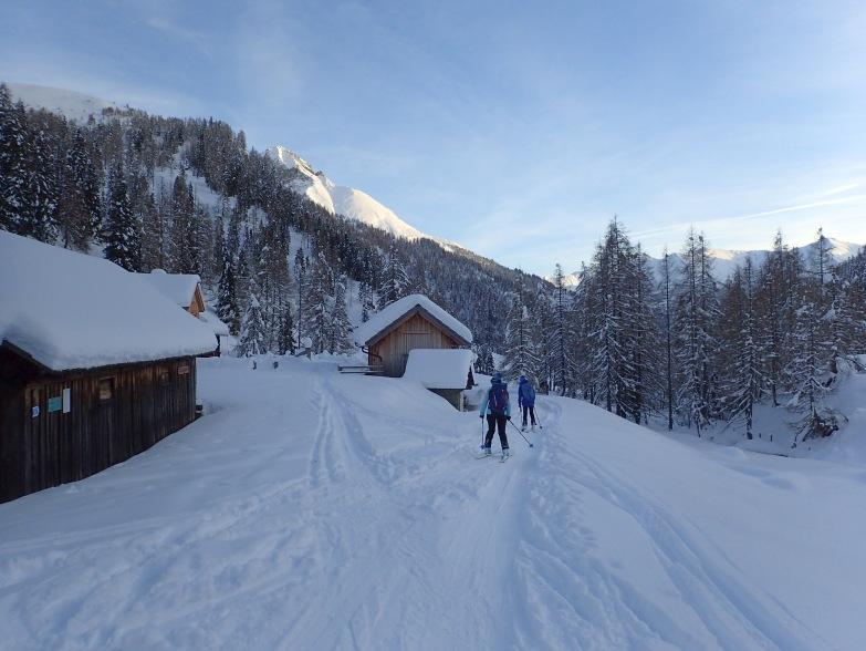 Foto: Manfred Karl / Skitour / Taferlnock Rundtour von der Muhreralm / Muhreralm: Die Runde ist geschlossen / 30.04.2021 08:28:36