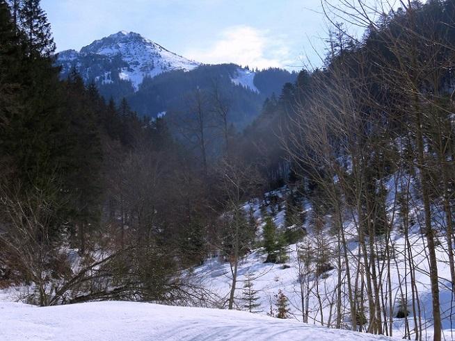 Foto: Andreas Koller / Skitour / Vom Pyhrnpass auf den Lahnerkogel (1854m) / Blick auf den Lahnerkogel / 01.05.2021 18:23:57