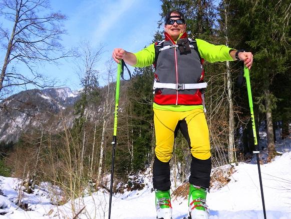 Foto: Andreas Koller / Skitour / Vom Pyhrnpass auf den Lahnerkogel (1854m) / 01.05.2021 18:23:53