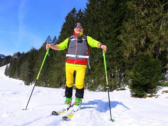 Foto: Andreas Koller / Skitour / Vom Pyhrnpass auf den Lahnerkogel (1854m) / 01.05.2021 18:23:16