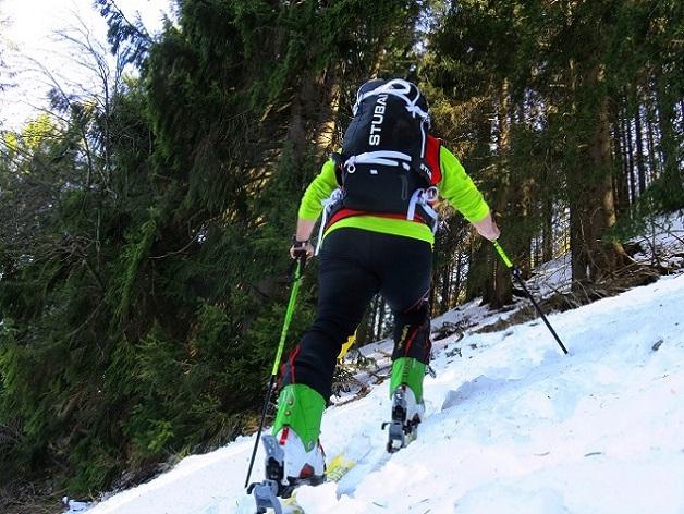 Foto: Andreas Koller / Skitour / Vom Pyhrnpass auf den Lahnerkogel (1854m) / 01.05.2021 18:22:34
