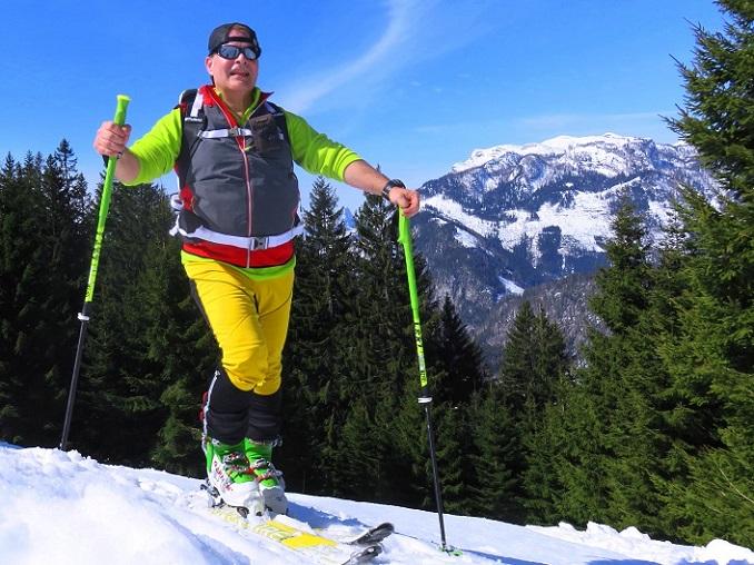Foto: Andreas Koller / Skitour / Vom Pyhrnpass auf den Lahnerkogel (1854m) / 01.05.2021 18:22:21