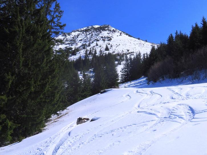 Foto: Andreas Koller / Skitour / Vom Pyhrnpass auf den Lahnerkogel (1854m) / 01.05.2021 18:22:02