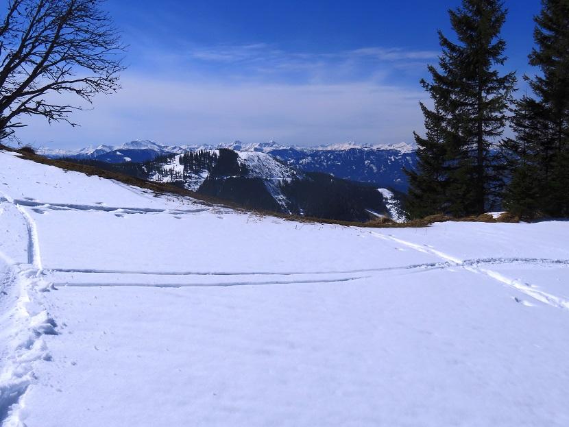 Foto: Andreas Koller / Skitour / Vom Pyhrnpass auf den Lahnerkogel (1854m) / 01.05.2021 18:21:54