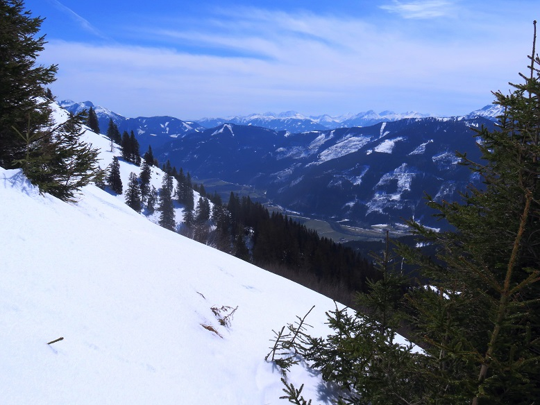 Foto: Andreas Koller / Skitour / Vom Pyhrnpass auf den Lahnerkogel (1854m) / 01.05.2021 18:20:55