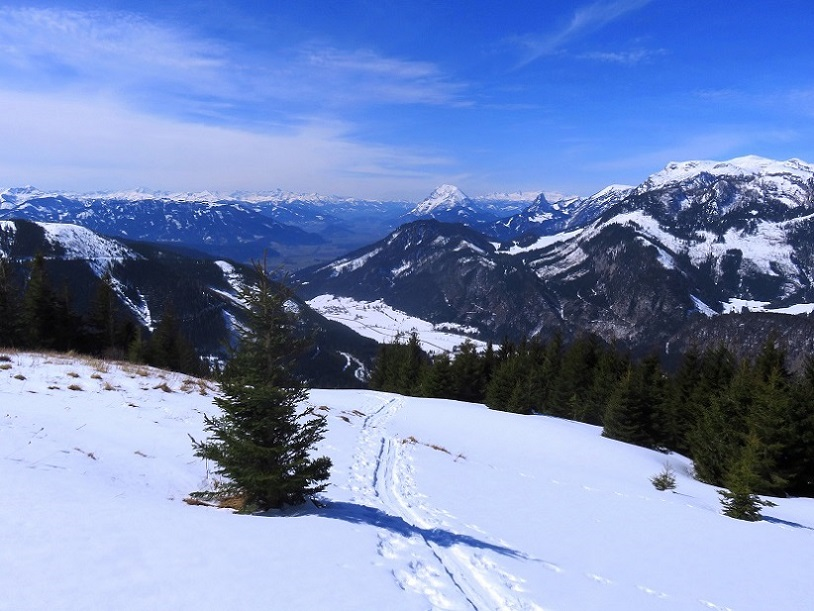 Foto: Andreas Koller / Skitour / Vom Pyhrnpass auf den Lahnerkogel (1854m) / 01.05.2021 18:20:49
