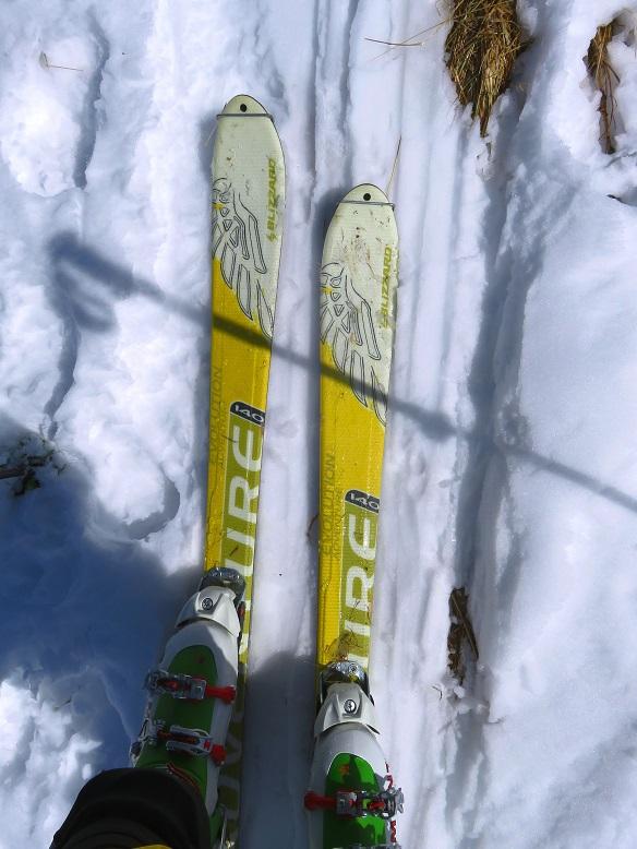 Foto: Andreas Koller / Skitour / Vom Pyhrnpass auf den Lahnerkogel (1854m) / 01.05.2021 18:20:35