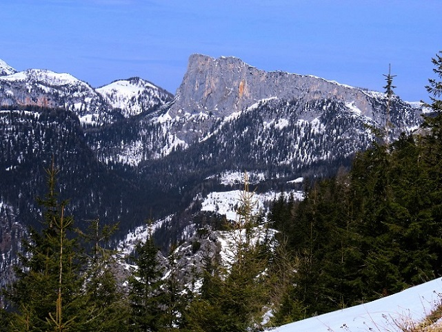 Foto: Andreas Koller / Skitour / Vom Pyhrnpass auf den Lahnerkogel (1854m) / 01.05.2021 18:20:28