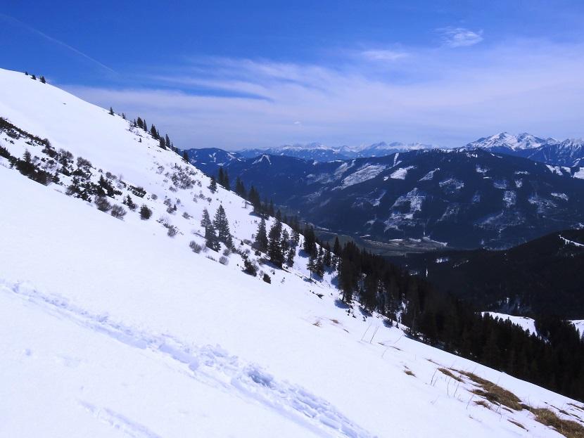 Foto: Andreas Koller / Skitour / Vom Pyhrnpass auf den Lahnerkogel (1854m) / 01.05.2021 18:20:20