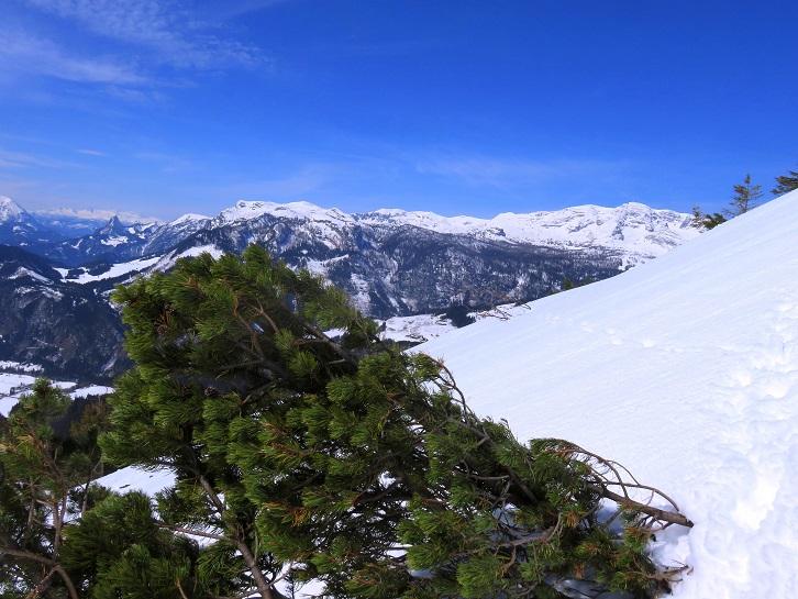 Foto: Andreas Koller / Skitour / Vom Pyhrnpass auf den Lahnerkogel (1854m) / 01.05.2021 18:20:13
