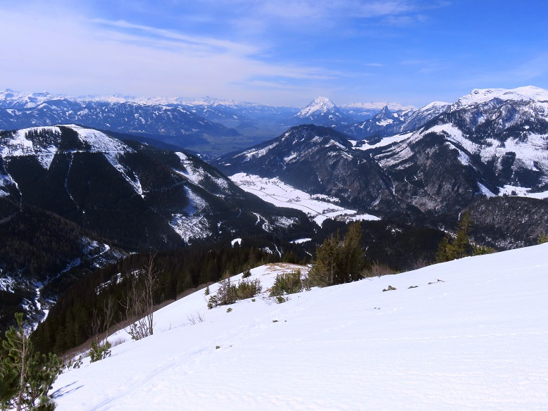 Foto: Andreas Koller / Skitour / Vom Pyhrnpass auf den Lahnerkogel (1854m) / 01.05.2021 18:20:07
