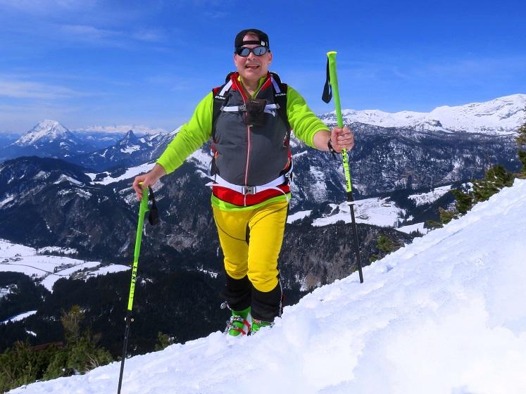 Foto: Andreas Koller / Skitour / Vom Pyhrnpass auf den Lahnerkogel (1854m) / 01.05.2021 18:20:00