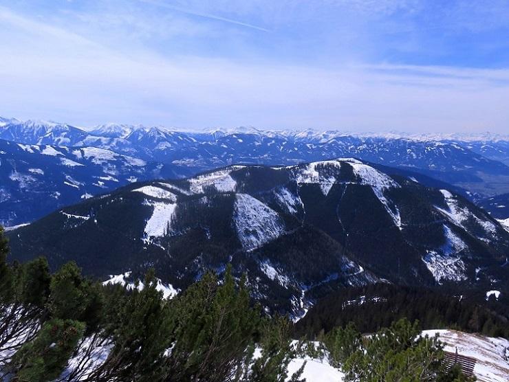 Foto: Andreas Koller / Skitour / Vom Pyhrnpass auf den Lahnerkogel (1854m) / 01.05.2021 18:19:54