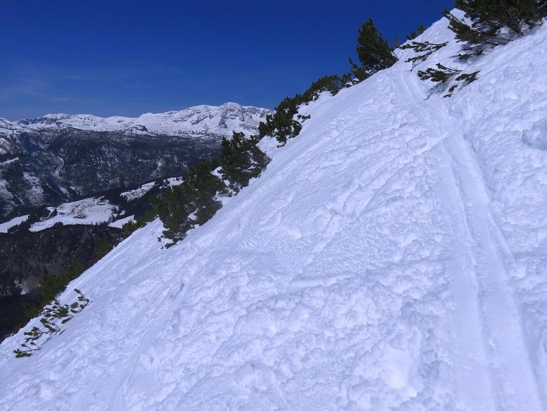 Foto: Andreas Koller / Skitour / Vom Pyhrnpass auf den Lahnerkogel (1854m) / 01.05.2021 18:19:47