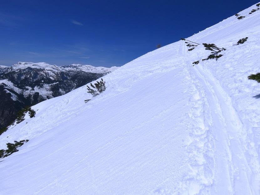 Foto: Andreas Koller / Skitour / Vom Pyhrnpass auf den Lahnerkogel (1854m) / 01.05.2021 18:19:25