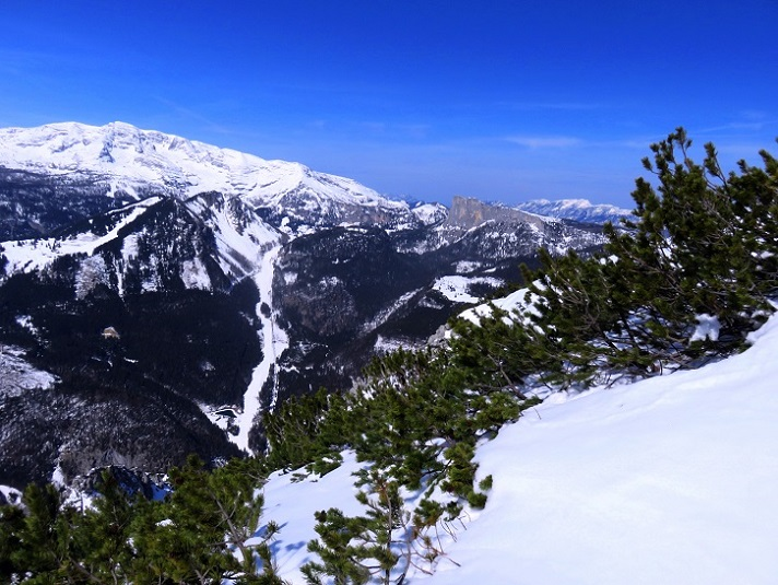 Foto: Andreas Koller / Skitour / Vom Pyhrnpass auf den Lahnerkogel (1854m) / 01.05.2021 18:19:11