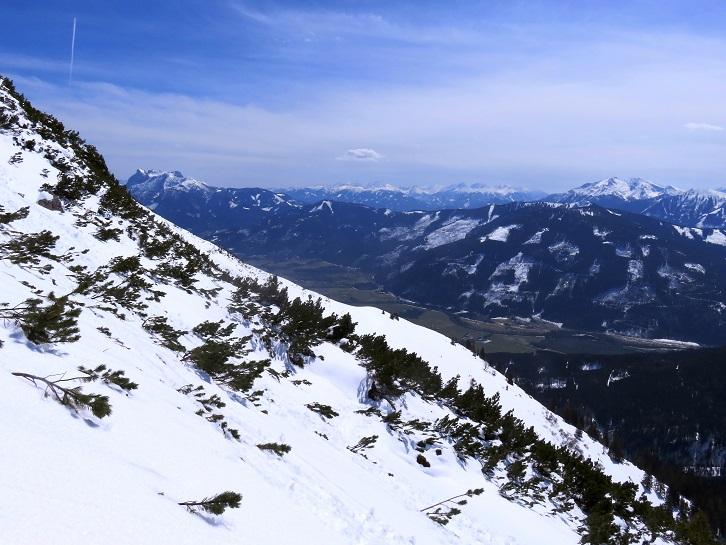 Foto: Andreas Koller / Skitour / Vom Pyhrnpass auf den Lahnerkogel (1854m) / 01.05.2021 18:18:56