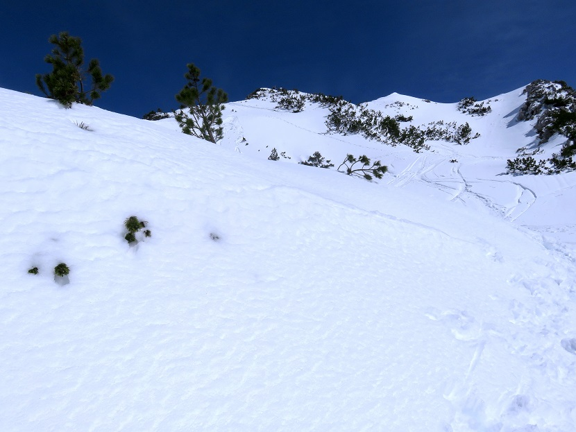 Foto: Andreas Koller / Skitour / Vom Pyhrnpass auf den Lahnerkogel (1854m) / 01.05.2021 18:18:48
