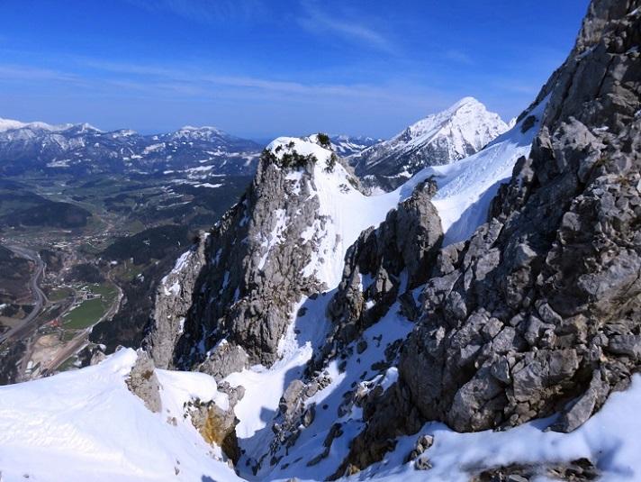 Foto: Andreas Koller / Skitour / Vom Pyhrnpass auf den Lahnerkogel (1854m) / 01.05.2021 18:18:25