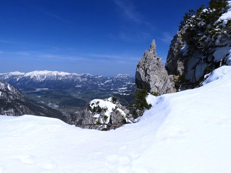 Foto: Andreas Koller / Skitour / Vom Pyhrnpass auf den Lahnerkogel (1854m) / 01.05.2021 18:18:11