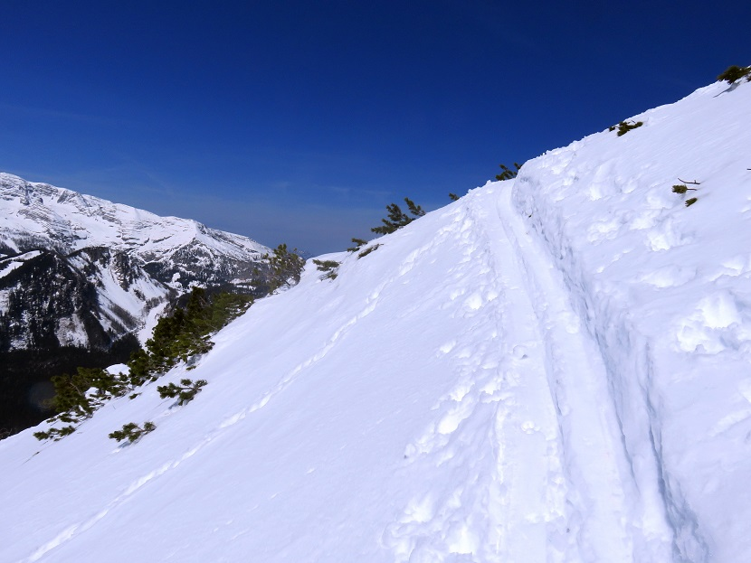Foto: Andreas Koller / Skitour / Vom Pyhrnpass auf den Lahnerkogel (1854m) / 01.05.2021 18:18:04