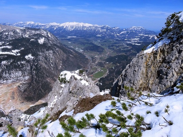 Foto: Andreas Koller / Skitour / Vom Pyhrnpass auf den Lahnerkogel (1854m) / 01.05.2021 18:17:58