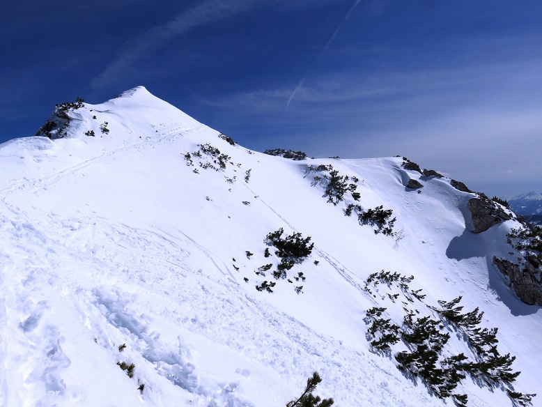 Foto: Andreas Koller / Skitour / Vom Pyhrnpass auf den Lahnerkogel (1854m) / 01.05.2021 18:17:50