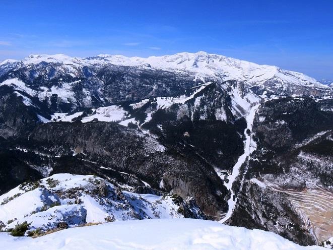 Foto: Andreas Koller / Skitour / Vom Pyhrnpass auf den Lahnerkogel (1854m) / 01.05.2021 18:17:26