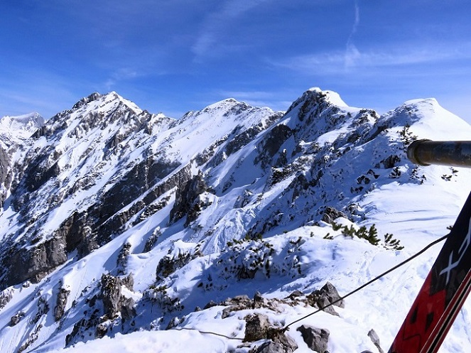 Foto: Andreas Koller / Skitour / Vom Pyhrnpass auf den Lahnerkogel (1854m) / 01.05.2021 18:16:45