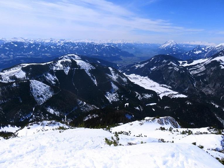 Foto: Andreas Koller / Skitour / Vom Pyhrnpass auf den Lahnerkogel (1854m) / 01.05.2021 18:16:37