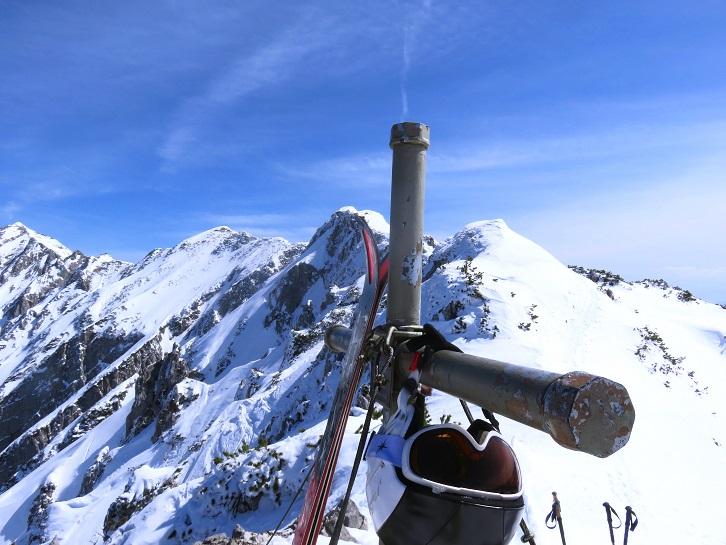 Foto: Andreas Koller / Skitour / Vom Pyhrnpass auf den Lahnerkogel (1854m) / 01.05.2021 18:16:19