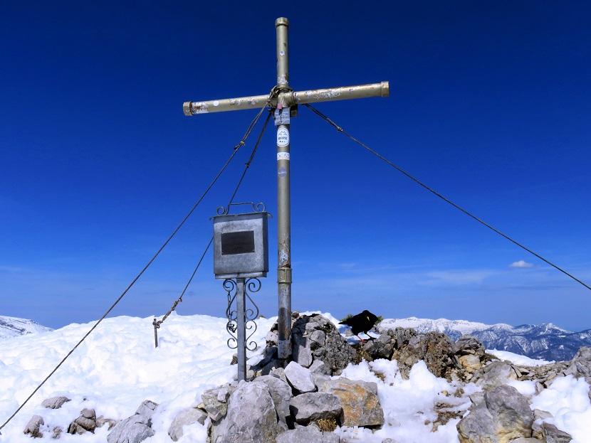 Foto: Andreas Koller / Skitour / Vom Pyhrnpass auf den Lahnerkogel (1854m) / 01.05.2021 18:15:44