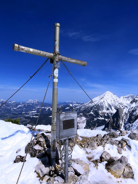 Foto: Andreas Koller / Skitour / Vom Pyhrnpass auf den Lahnerkogel (1854m) / 01.05.2021 18:15:21