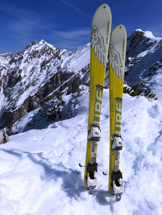 Foto: Andreas Koller / Skitour / Vom Pyhrnpass auf den Lahnerkogel (1854m) / 01.05.2021 18:15:07