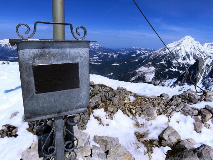Foto: Andreas Koller / Skitour / Vom Pyhrnpass auf den Lahnerkogel (1854m) / 01.05.2021 18:15:00