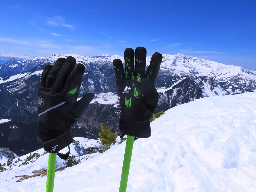 Foto: Andreas Koller / Skitour / Vom Pyhrnpass auf den Lahnerkogel (1854m) / 01.05.2021 18:14:33