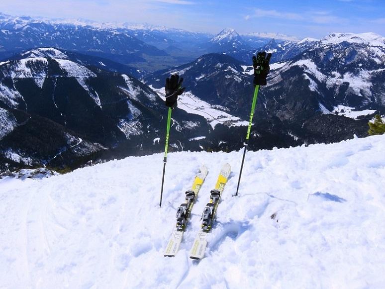 Foto: Andreas Koller / Skitour / Vom Pyhrnpass auf den Lahnerkogel (1854m) / 01.05.2021 18:14:11