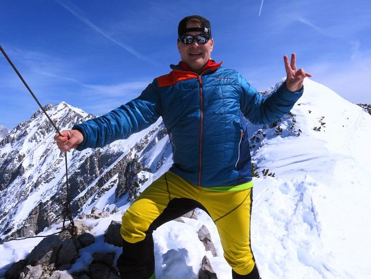 Foto: Andreas Koller / Skitour / Vom Pyhrnpass auf den Lahnerkogel (1854m) / 01.05.2021 18:14:04