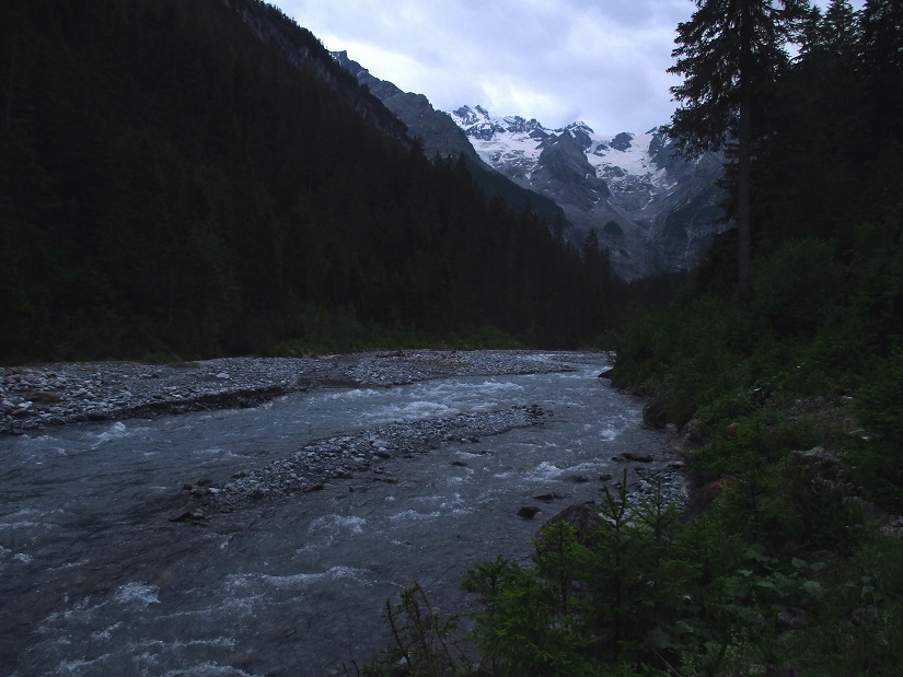 Foto: Andreas Koller / Klettersteigtour / Klettersteig Trafoi (1575m) / 02.05.2021 23:34:47