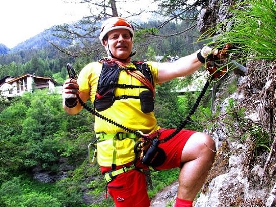 Foto: Andreas Koller / Klettersteigtour / Klettersteig Trafoi (1575m) / 02.05.2021 23:34:19