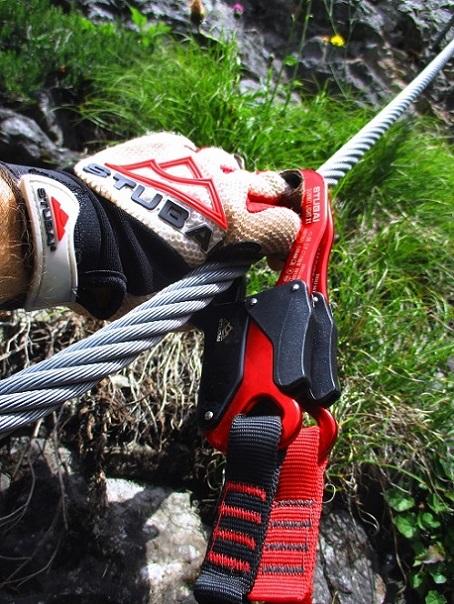 Foto: Andreas Koller / Klettersteigtour / Klettersteig Trafoi (1575m) / 02.05.2021 23:32:36